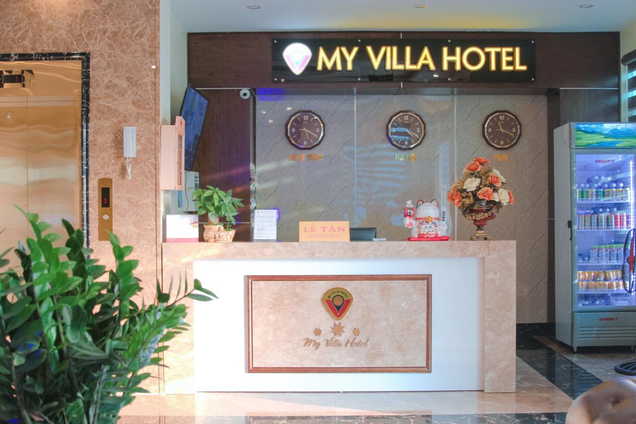My Villa Hotel - Tiêu chuẩn 3 sao